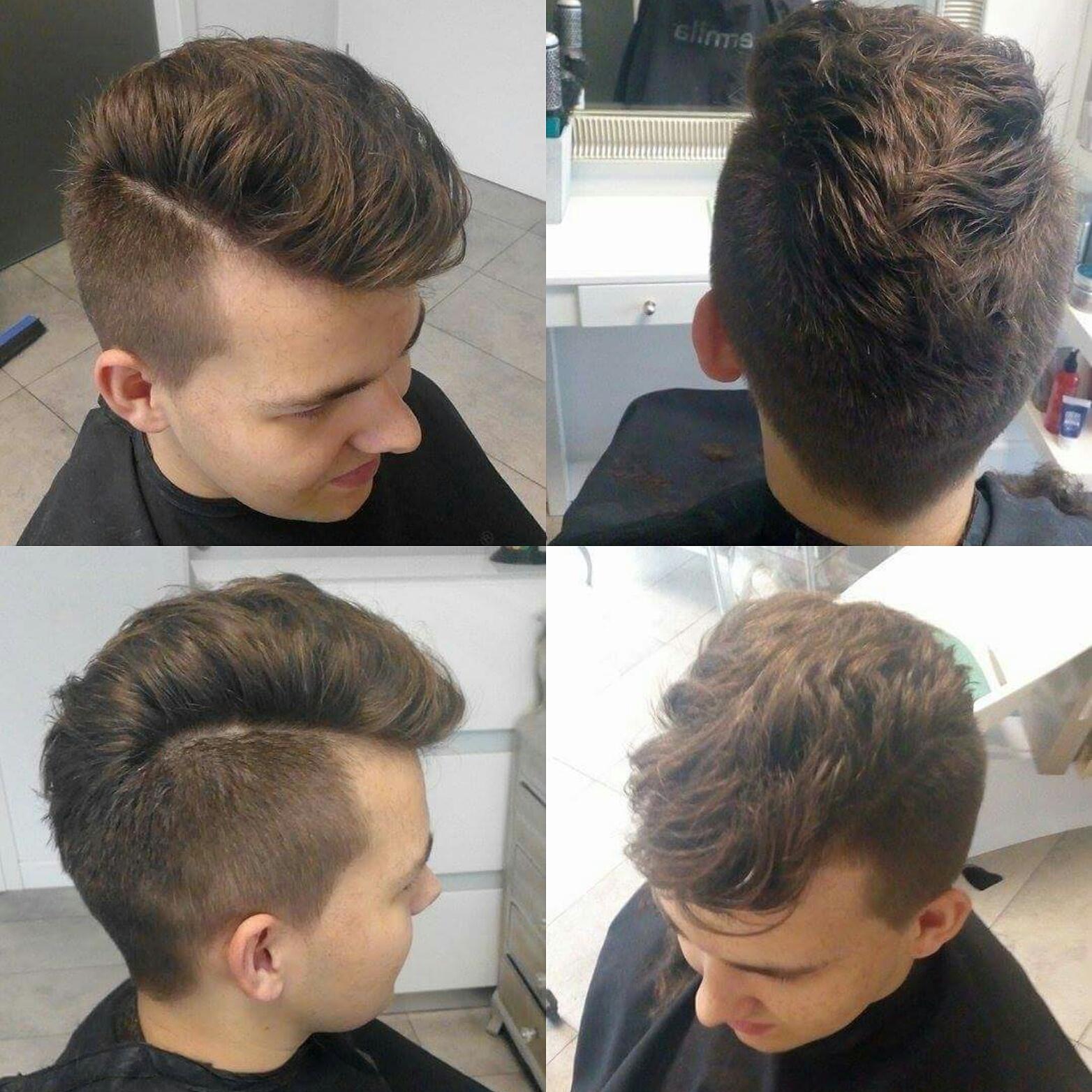 najlepszy fryzjer męski wilanów