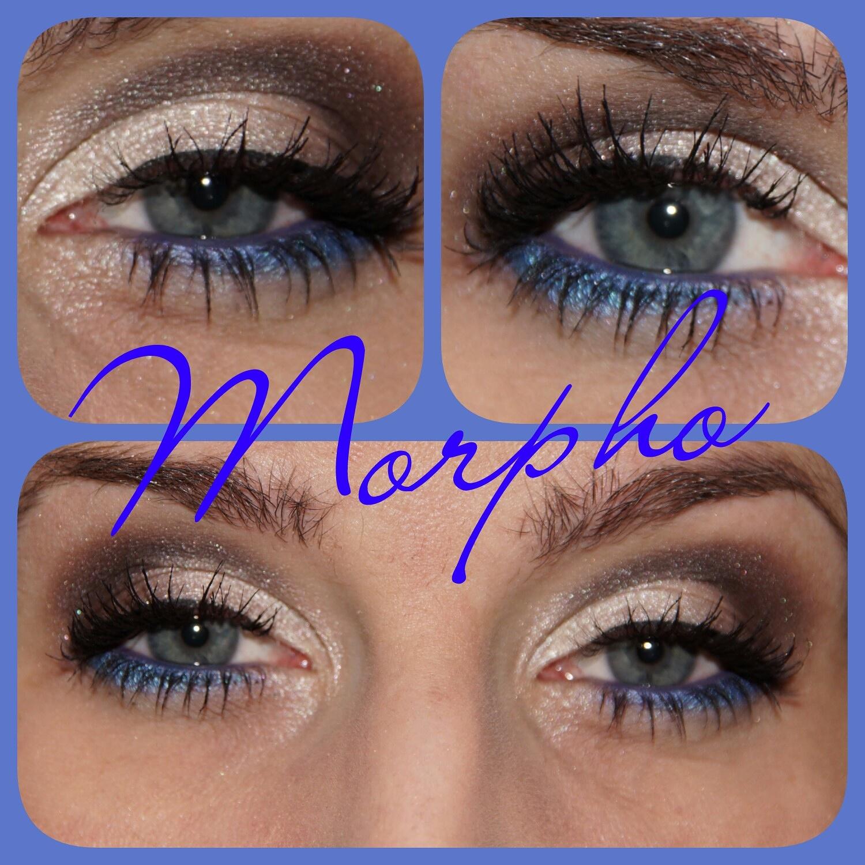 makijaż morpho