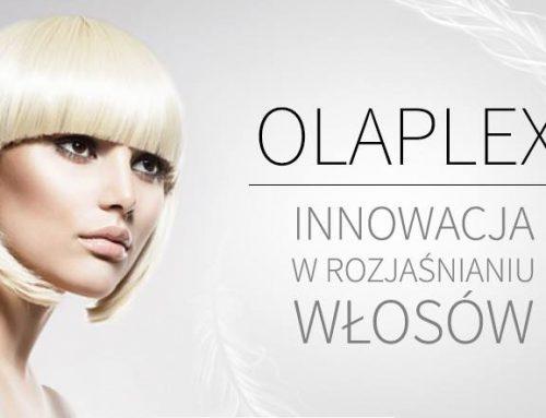 OLAPLEX- rewelacyjny system pielęgnacji włosów.