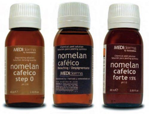 Najlepsza metoda na usunięcie przebarwień po lecie- Nomelan Cafeico!!!